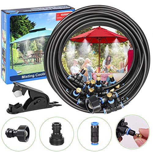 Best outdoor misting system