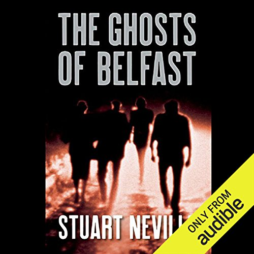 The Ghosts of Belfast  audiobook cover art