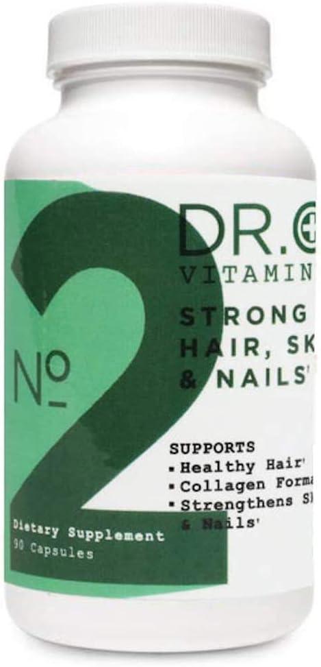 Max 86% OFF DR. C VITAMINS Hair Skin Popular Support Supplement Vitami Nutritional