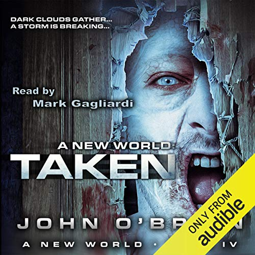 Taken: A New World, Book 4 audiobook cover art
