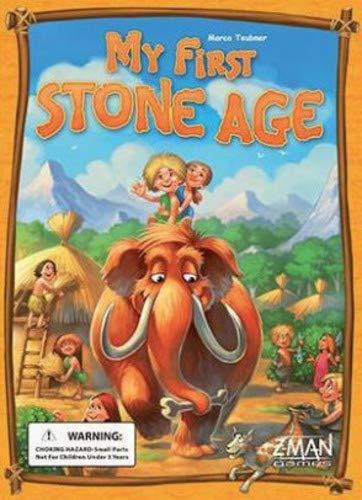 Z-Man Games Brettspiel My First Stone Age - Meine erste Steinzeit