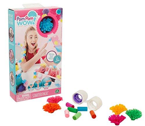 Giochi Preziosi - Pom Pom Wow Kit Base, 45 Pezzi