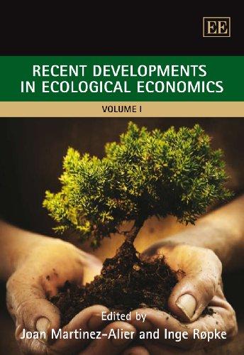 Recent Developments in Ecological Economics Two volume set (Elgar Mini Series)の詳細を見る