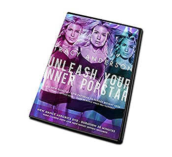 Tracy Anderson Dance Aerobics DVD - Unleash Your Inner Pop Star