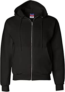 Champion S800 Unisex Adult 9 oz. 50/50 EcoSmart Full-Zip Hoodie