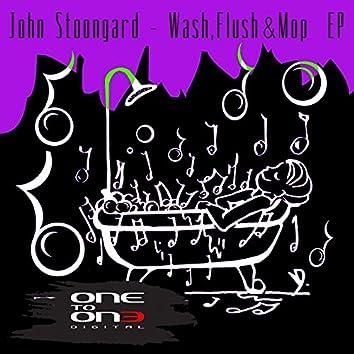 Wash, Flush & Mop EP