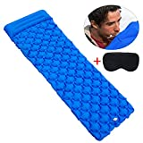 FunPa Sleeping Pad, Air Mattress Air Sleeping Pad Lightweight Inflatable Hiking Air Mattress