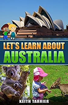 Let's Learn About Australia by [Keith Tarrier]