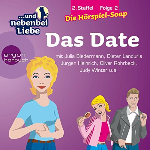 Das Date audiobook cover art