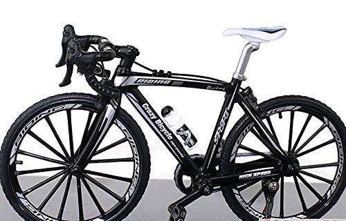 Vivi Mini Fahrrad Modell, Great for Home Decoration, Mountainbike, Schwarz