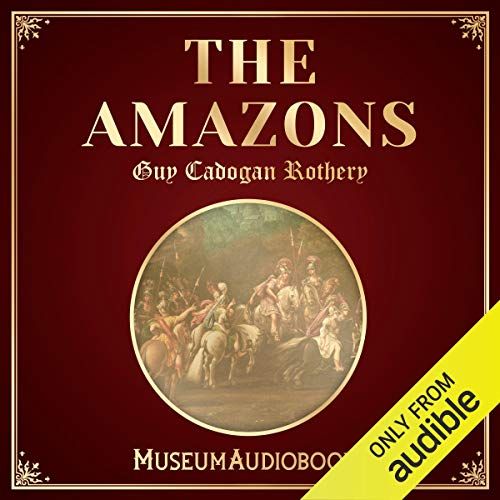 The Amazons audiobook cover art