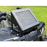 Polaris Sportsman 450-570 Radiator Relocation Kit - Black Screen