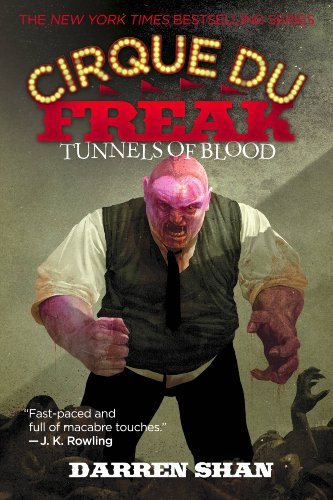 Cirque Du Freak: Tunnels of Blood