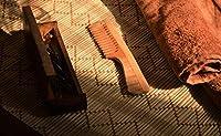 "SVATV Handcrafted Neem Wood Comb N-74 (7"" 2"")"