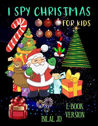 I SPY CHRISTMAS FOR KIDS: I SPY BOOKS - E-BOOK (English Edition)