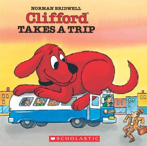 Clifford Takes a Trip (Clifford the Big Red Dog (Pape)の詳細を見る