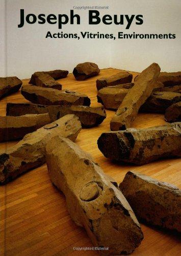 Joseph Beuys: Actions, Vitrines, Environments