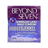 OKAMOTO BEYOND SEVEN STUDDED 48-Count Pack