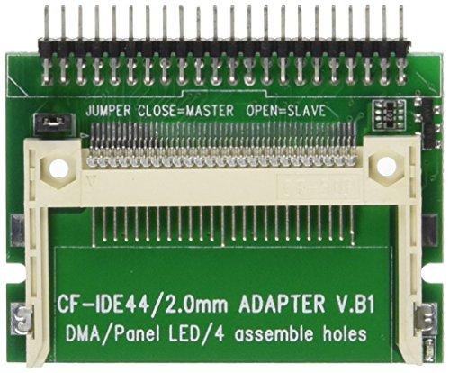 """変換名人 CFカード → 2.5""""IDE変換アダプタ 44ピン(オス) CFIDE-441IA"""