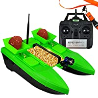 釣りベイトボート RCボート リモートコントロールボート餌撒きタンク付き 三倉 2Kg積載可能