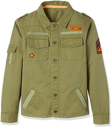 Marca Amazon - RED WAGON Military Jacket, Chaqueta Para Niños