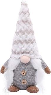 CATSRE عيد الميلاد اليدوية السويدية جنوم دمية سانتا أفخم تمثال الدائمة عيد الميلاد هدية عيد الميلاد دمية 2#