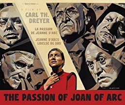 The Passion Of Joan Of Arc UK Blu-Ray + 2 DVD Steelbook Edition Includes A 100 pages Booklet! Region B