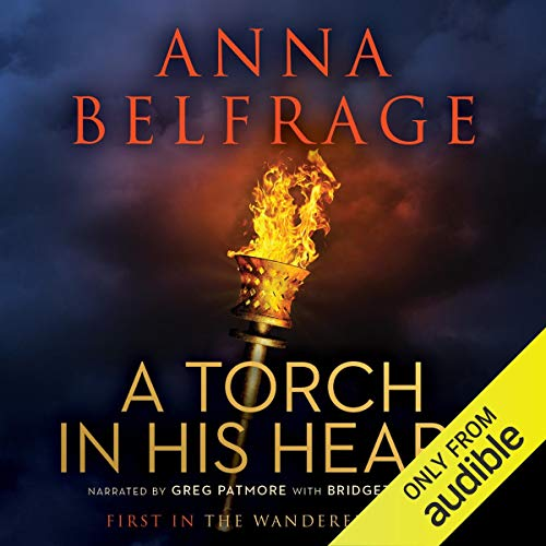 A Torch in His Heart audiobook cover art