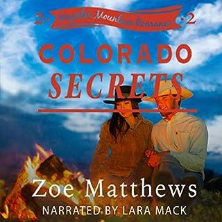 Colorado Secrets audiobook cover art
