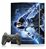 Star Wars Force Unleashed II 2 Game Skin for Sony Playstation 3 Console