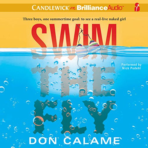 Swim the Fly audiobook cover art