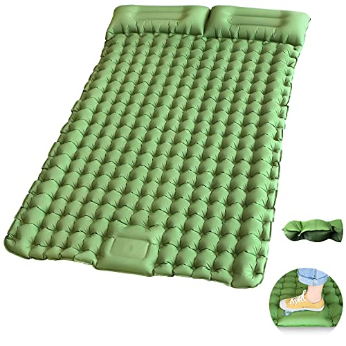 Sleeping Pad for Camping, Extra Thickness 4 Inch...