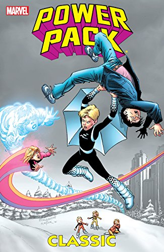 Power Pack Classic Vol. 3 (Power Pack (1984-1991)) (English ...