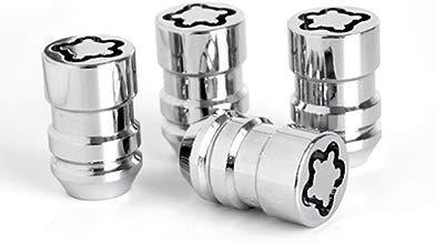 ABC Locks TUE9970 Tornillos Antirrobo para Llantas 12 x 150, L36, Set de 4