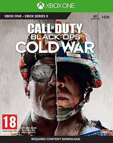 ACTIVISION NG Call of Duty Black OPS Cold WAR Xbox ONE product image