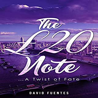 The £20 Note cover art