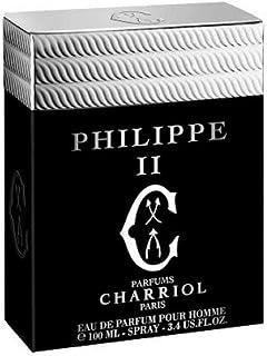 Philippe Ii Pour Homme by Charriol for Men Eau de Parfum 100ml, 2724651766655