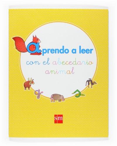 Aprendo a leer con el abecedario animal - 9788467512731