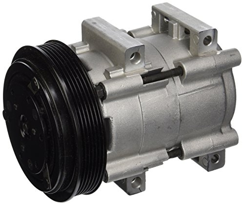 Denso 471-8134 New Compressor with Clutch