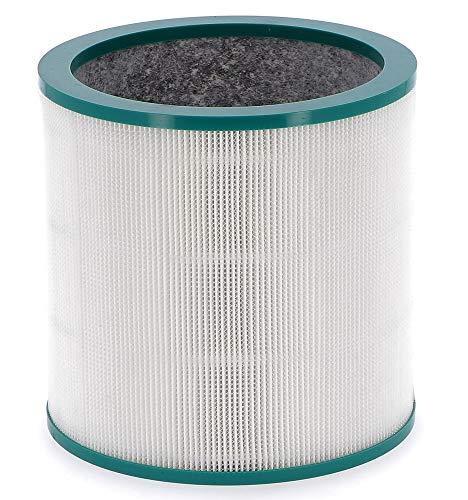 Filtro Hepa 360° y carbón activo para purificador de aire Dyson Pure Cool Link Tower Serie TÃ TP02 TP03 967089-17 🔥