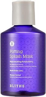 Blithe Patting Splash Mask Rejuvenating Purple Berry