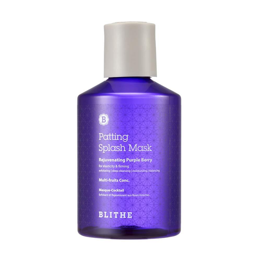 Blithe Patting Splash Mask Rejuvenating Purple Berry  Amazon.de ...