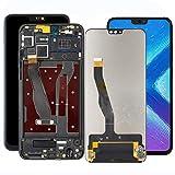 Écran tactile de téléphone portable pour Honor 8X JSN-L11/L21/L22 Écran LCD de rechange pour...