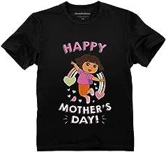 Tstars - Dora The Explorer Happy Mother's Day Official Dora Toddler Kids T-Shirt
