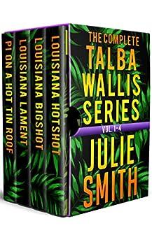 The Complete Talba Wallis Series: Vol. 1-4 (The Talba Wallis Series) by [Julie Smith]