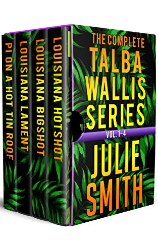 The Complete Talba Wallis Series: Vol. 1-4 (The Talba Wallis Series) (English Edition)