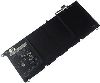 0N7T6 0DRRP RWT1R JD25G 0N7T6 batería del Ordenador portátil para DELL XPS 13D XPS 13D-9343 XPS 13D-9343-1808T Series(7.4V 52Wh)