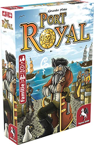 Pegasus games 18114G - Port Royal