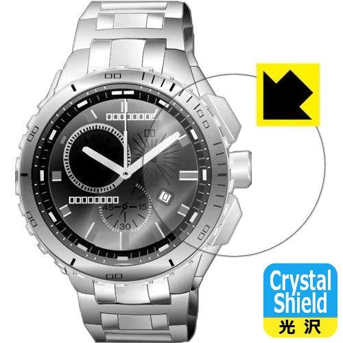 『PDA工房 時計用保護フィルム 34mm Crystal Shield 保護 フィルム 光沢 日本製』の1枚目の画像