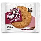 Lenny & Larry's Complete Cookie Proteinkeks Proteinriegel Eiweiß - Snickerdoodle - Zimtplätzchen 12x113 g
